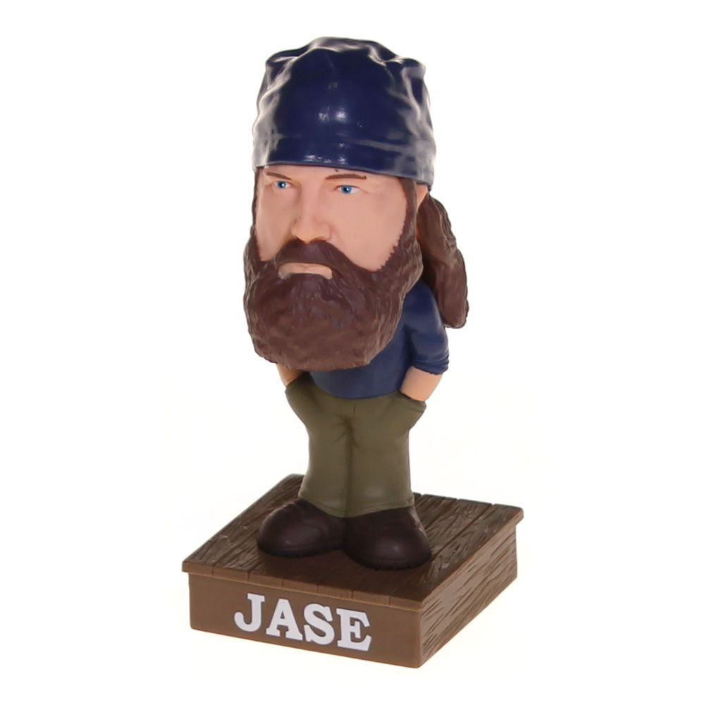 Duck Dynasty: Jase Talking Bobble-Head 3345344006