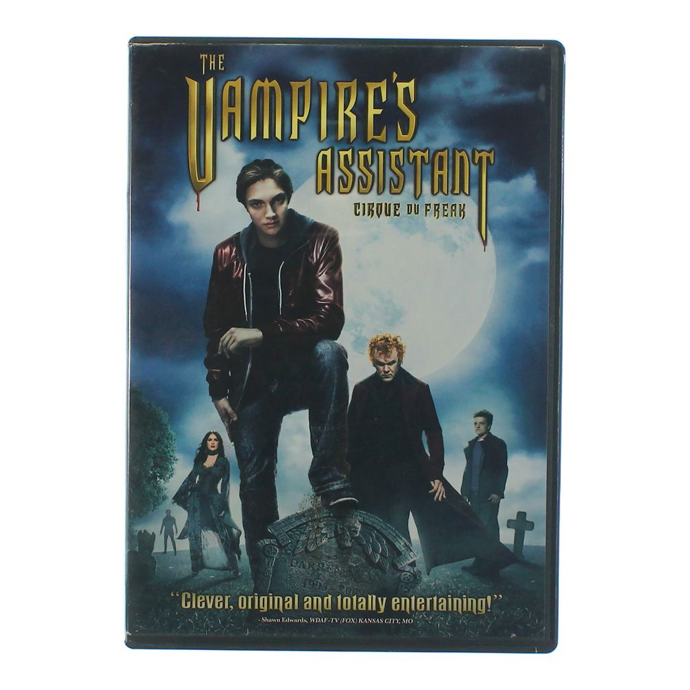 Movie: Cirque Du Freak: The Vampire's Assistant 3367114434