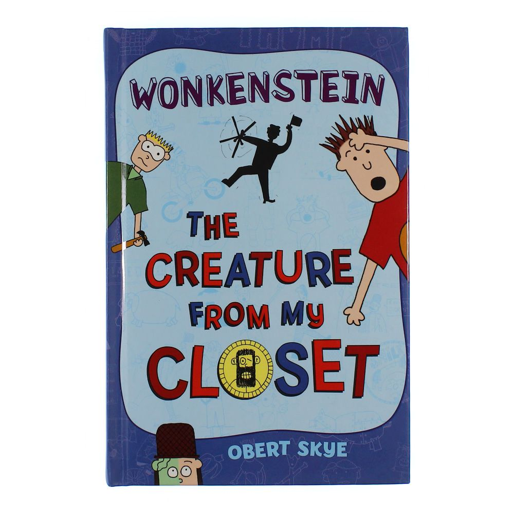 Image of Book: Wonkenstein: The Creature From My Closet