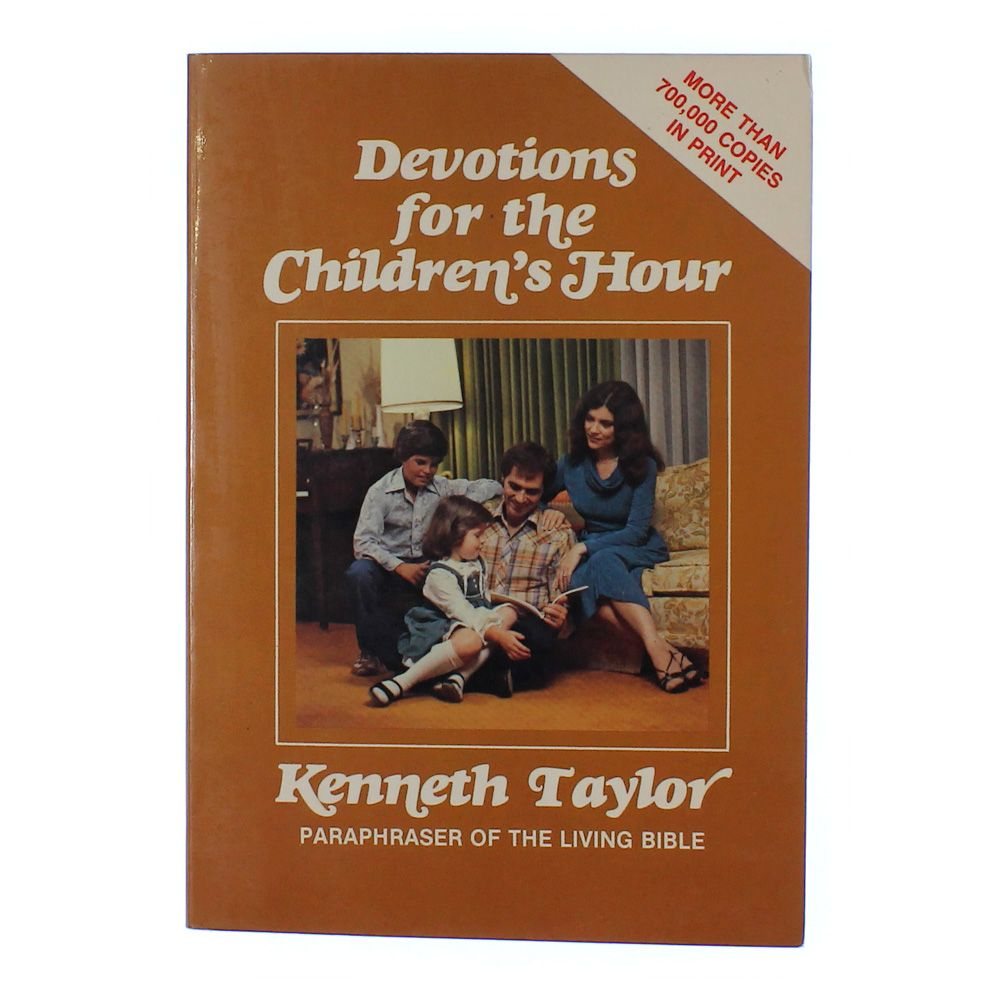 Book: Devotions for the Children's Hour 3390265085