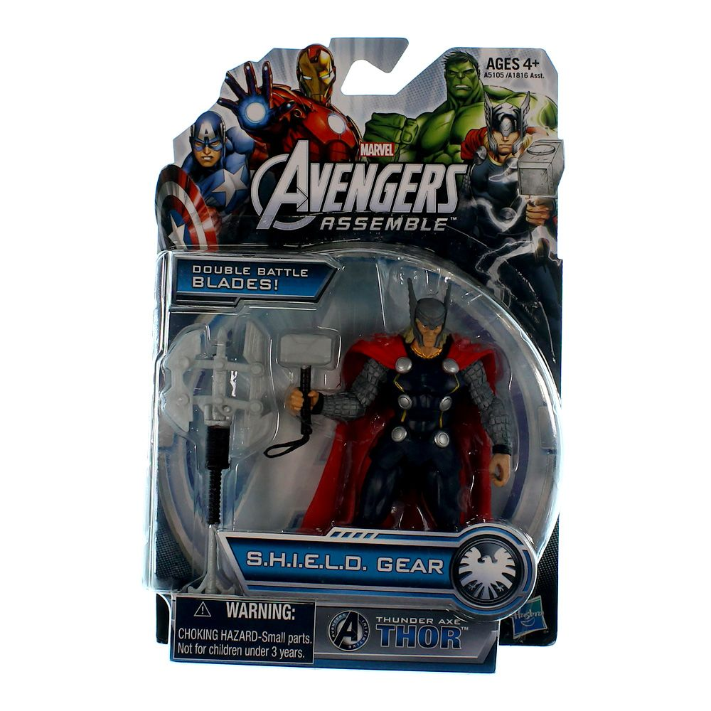 Avengers Thor Action Figure 3412104039