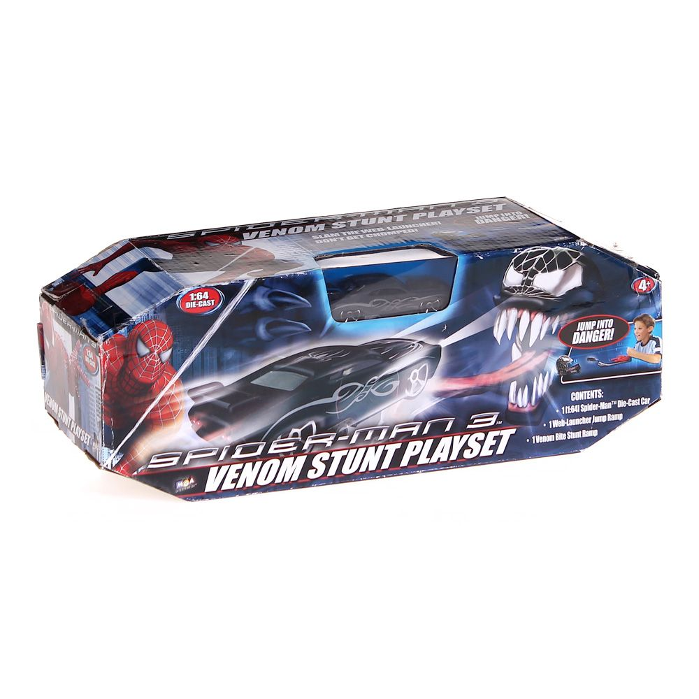 Spider-Man Venom Stunt Play Set 3426984709