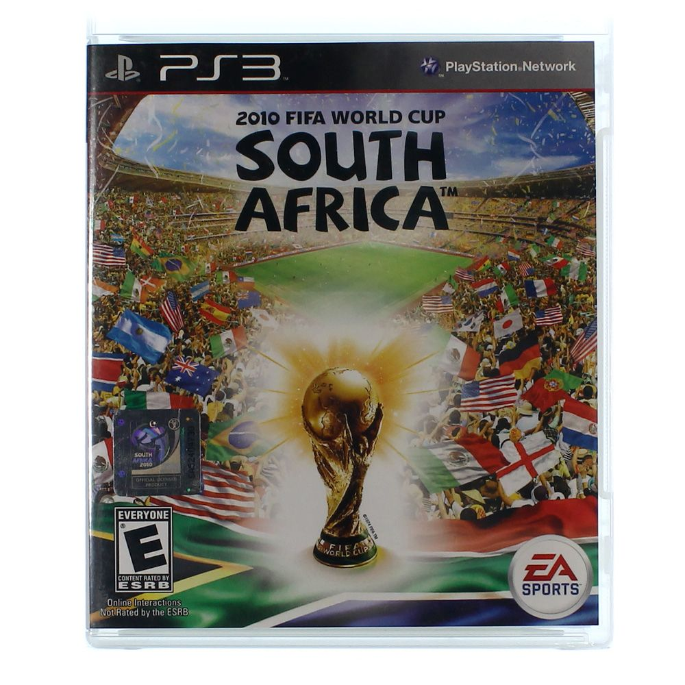 Video Game: FIFA WORLD CUP 2010 (PS3) 3468434135