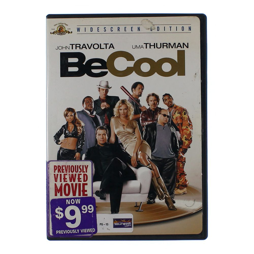Movie: Be Cool (Widescreen Edition) 3479294464