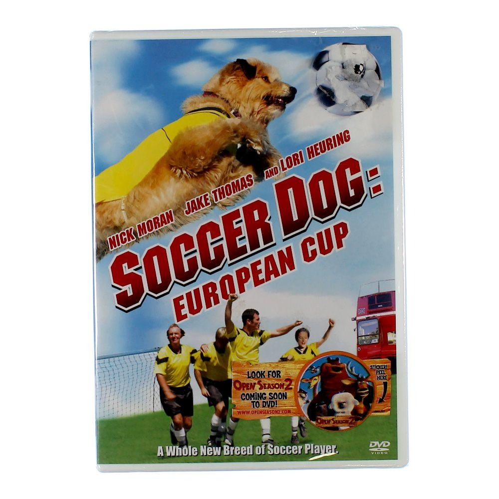 Movie: Soccer Dog: European Cup  (Full Screen) 2004 3534695590