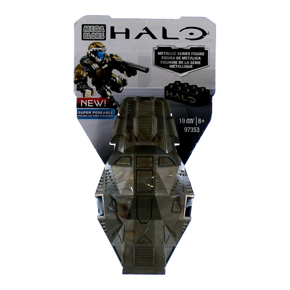 Halo Super Poseable Micro Action Figures 3547167915