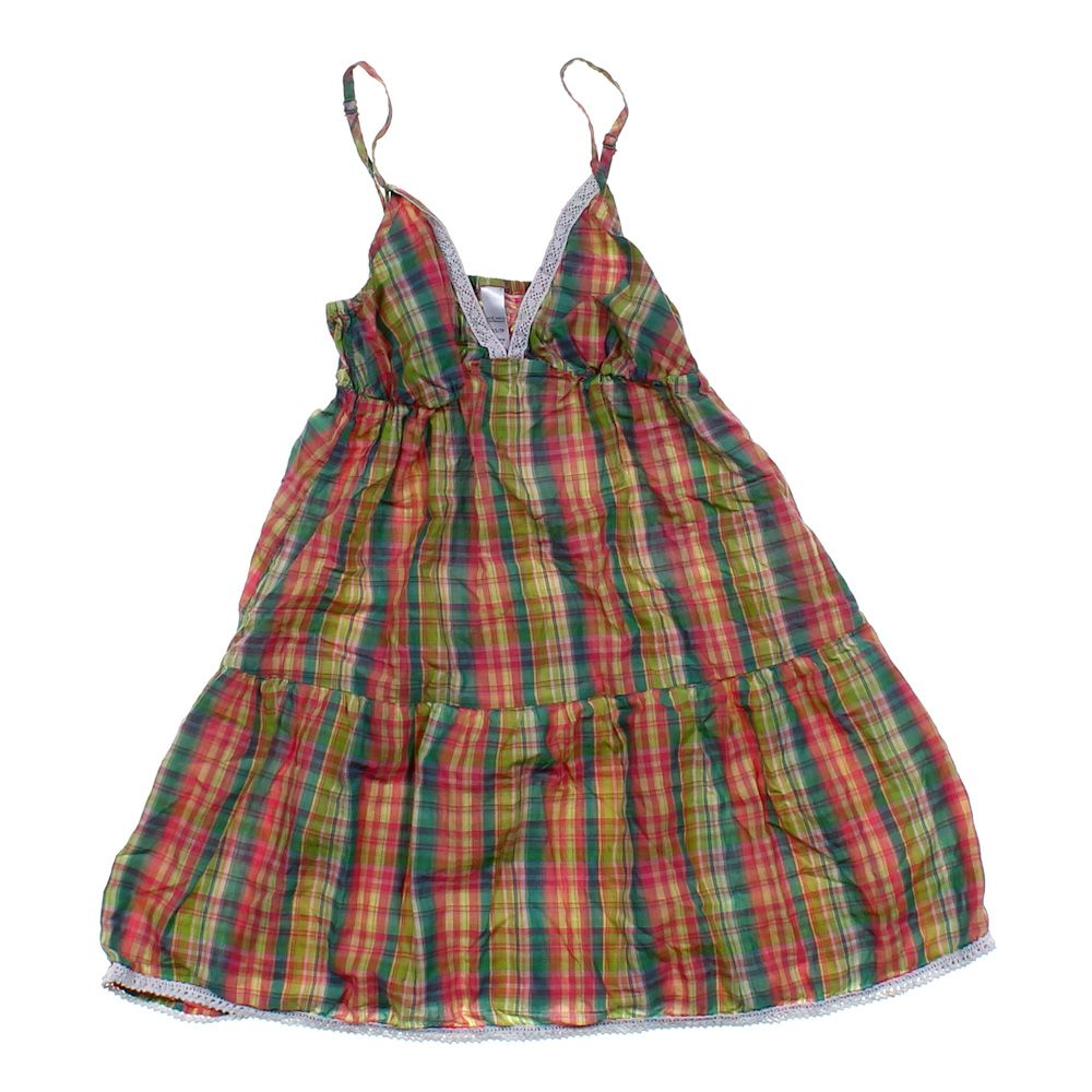 Plaid Nightgown, Size Xs