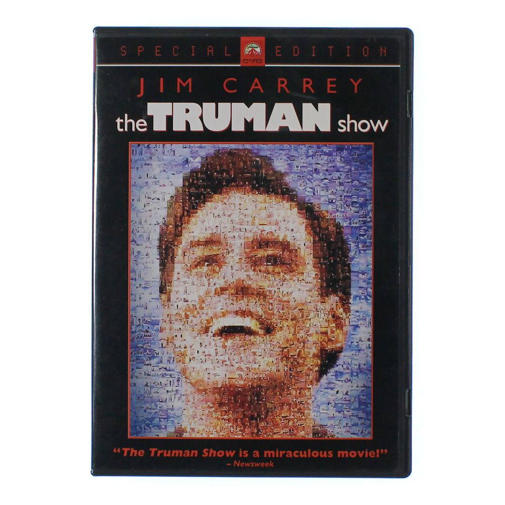 Movie: Jim Carrey: The Truman Show 3550245193