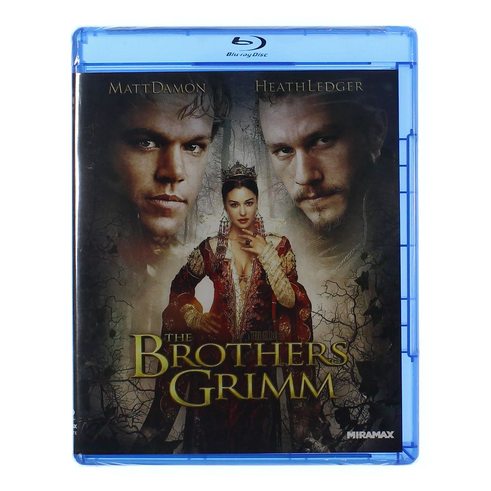 Movie: The Brothers Grimm 3551995583