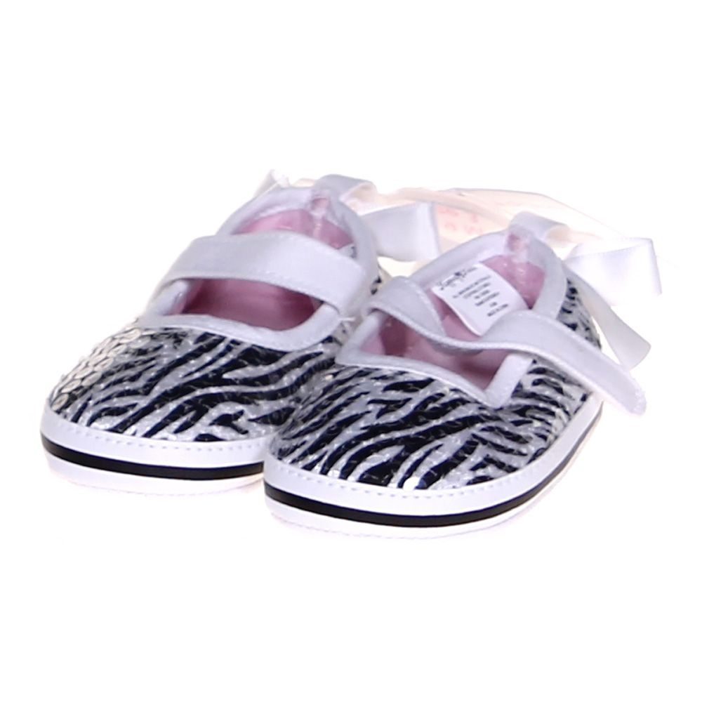 Shimmering Mary Jane Shoes Size 3 Infant