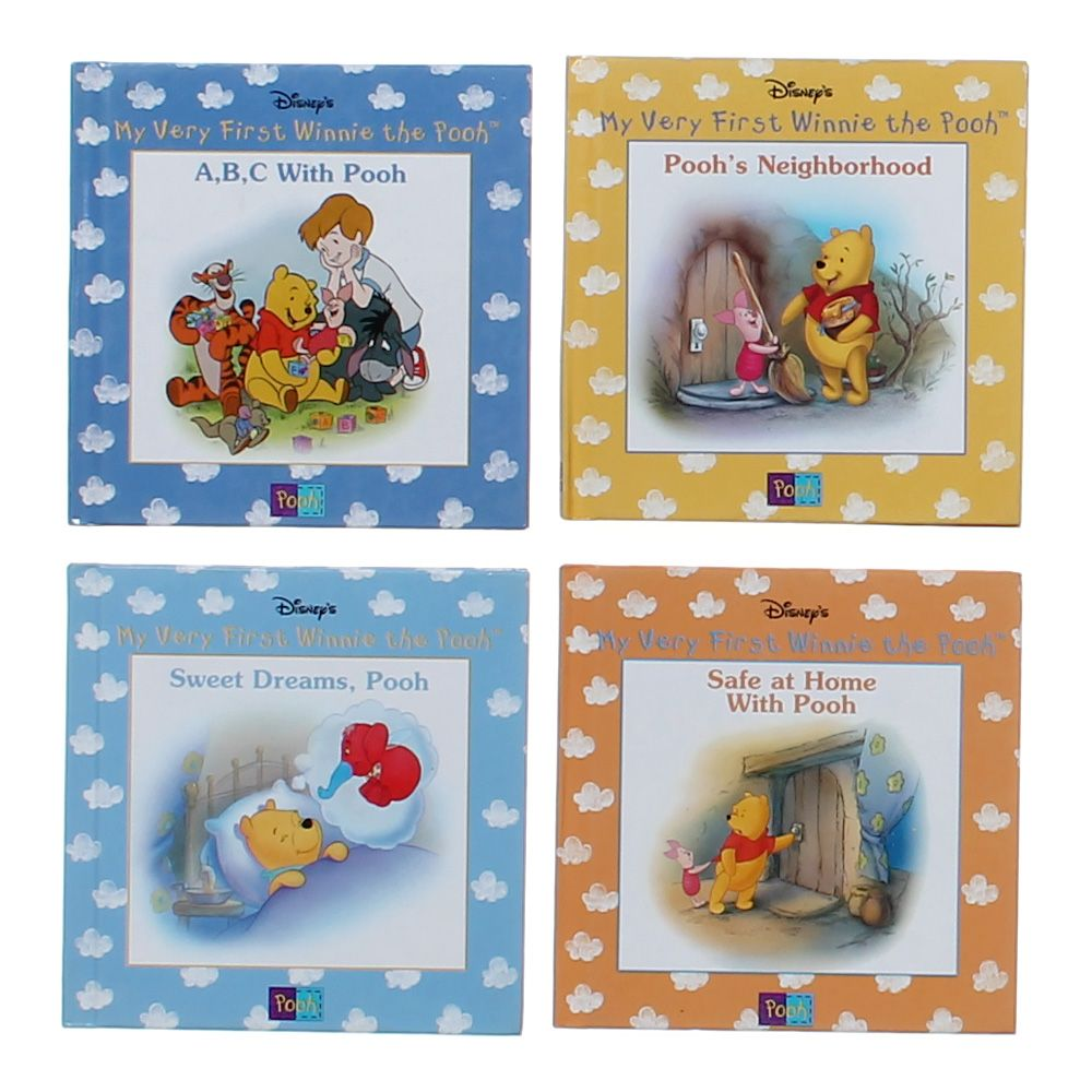 """""Books: """"""""My Very First Winnie The Pooh"""""""" Book Set"""""" 3554686159"