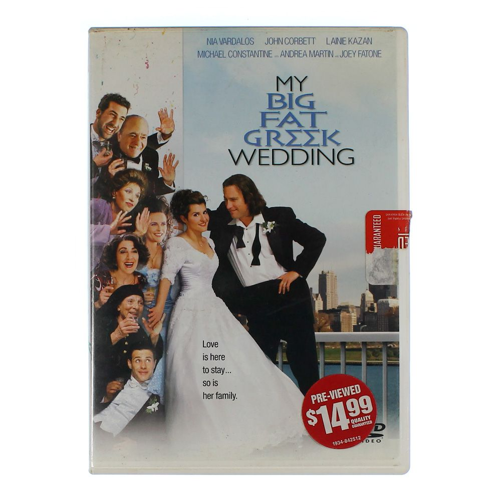 Movie: My Big Fat Greek Wedding 3562945271