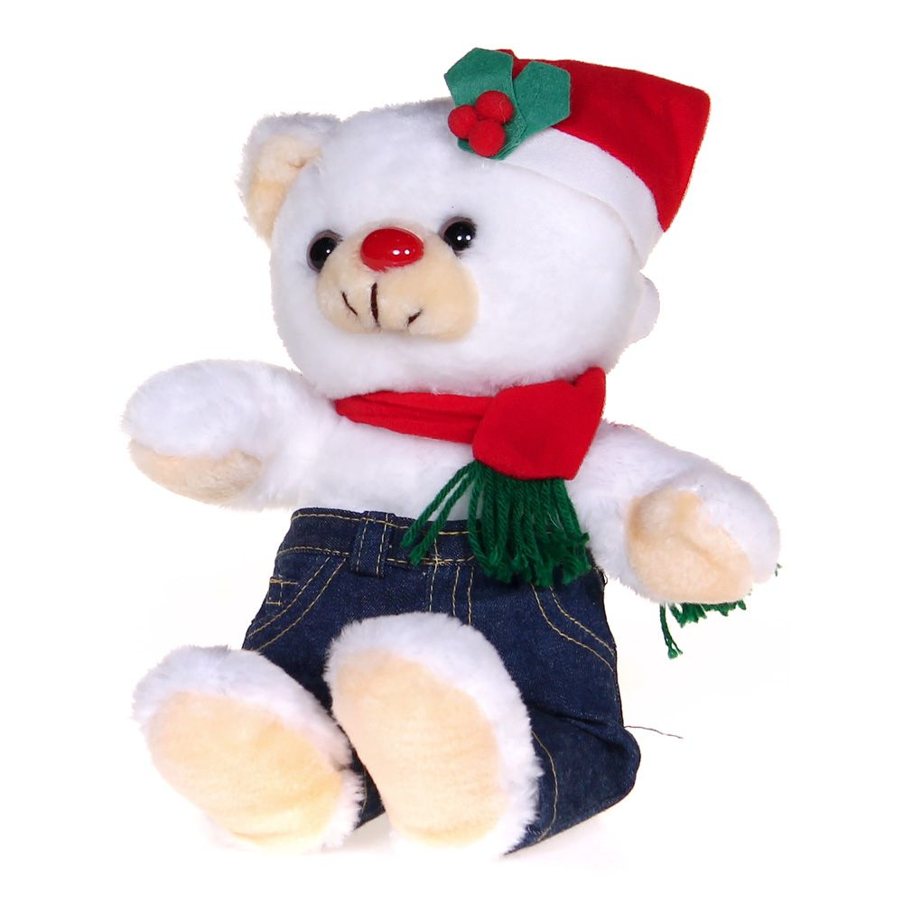 Holiday Plush Cat 3574145218