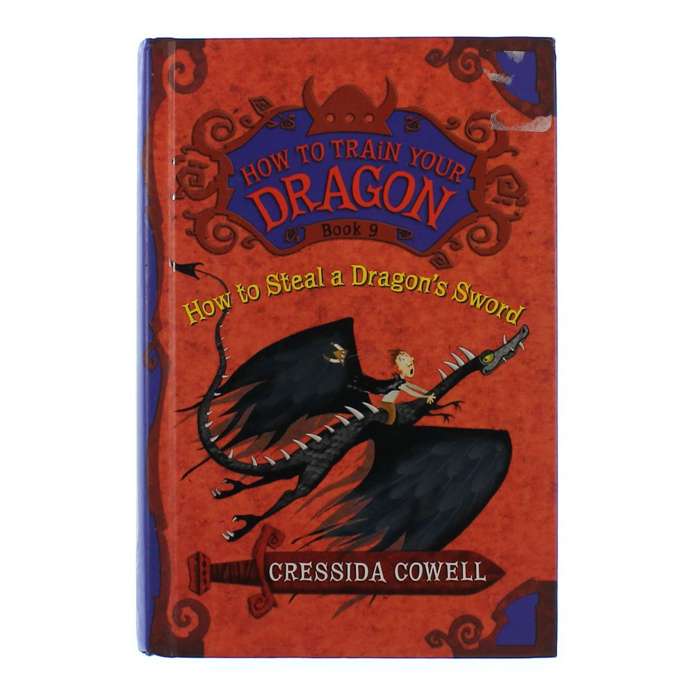 Book: How Train Your Dragon 3581865214