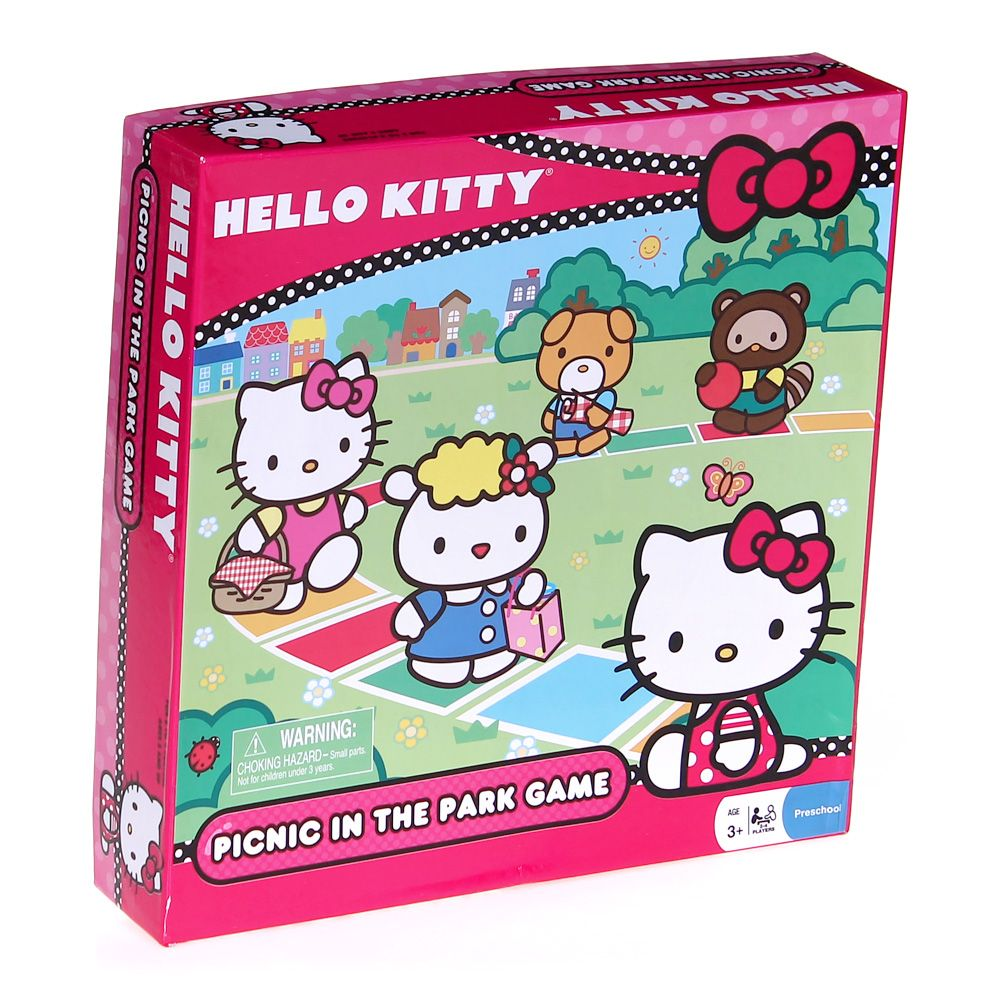Image of Game: Hello Kitty Picnic in the Park Game