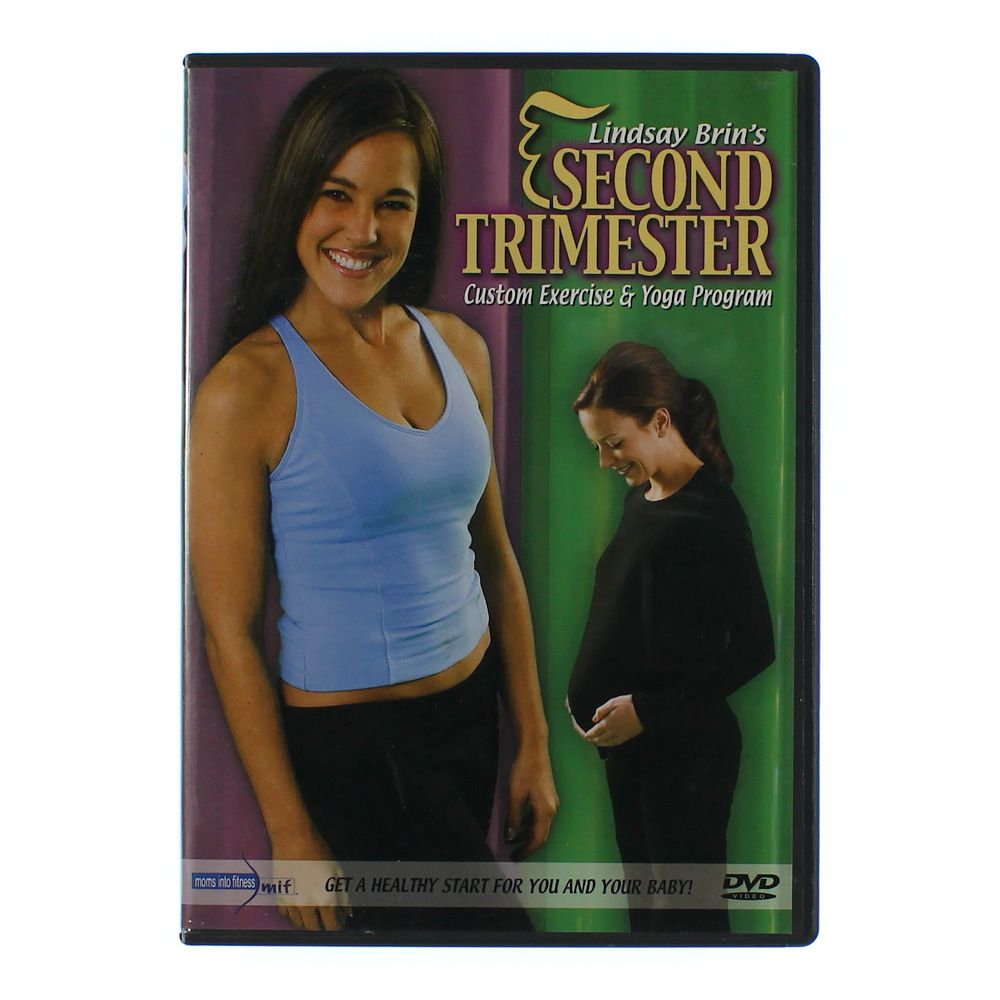 Movie: Lindsay Brin's Second Trimester Custom Exercise & Yoga Program 3609594912