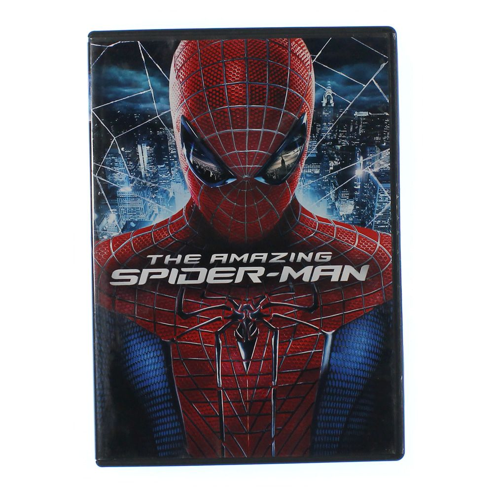 Movie: The Amazing Spider-Man (+ UltraViolet Digital Copy) 3669074506