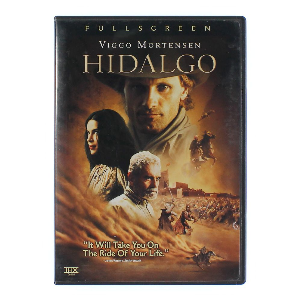 Movie: Hidalgo (Full Screen Edition) 3677924709