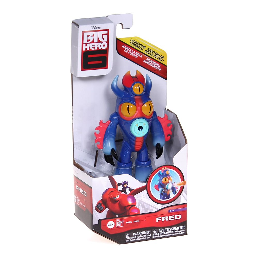 Big Hero 6 Feature Figure - Fred 3740404190