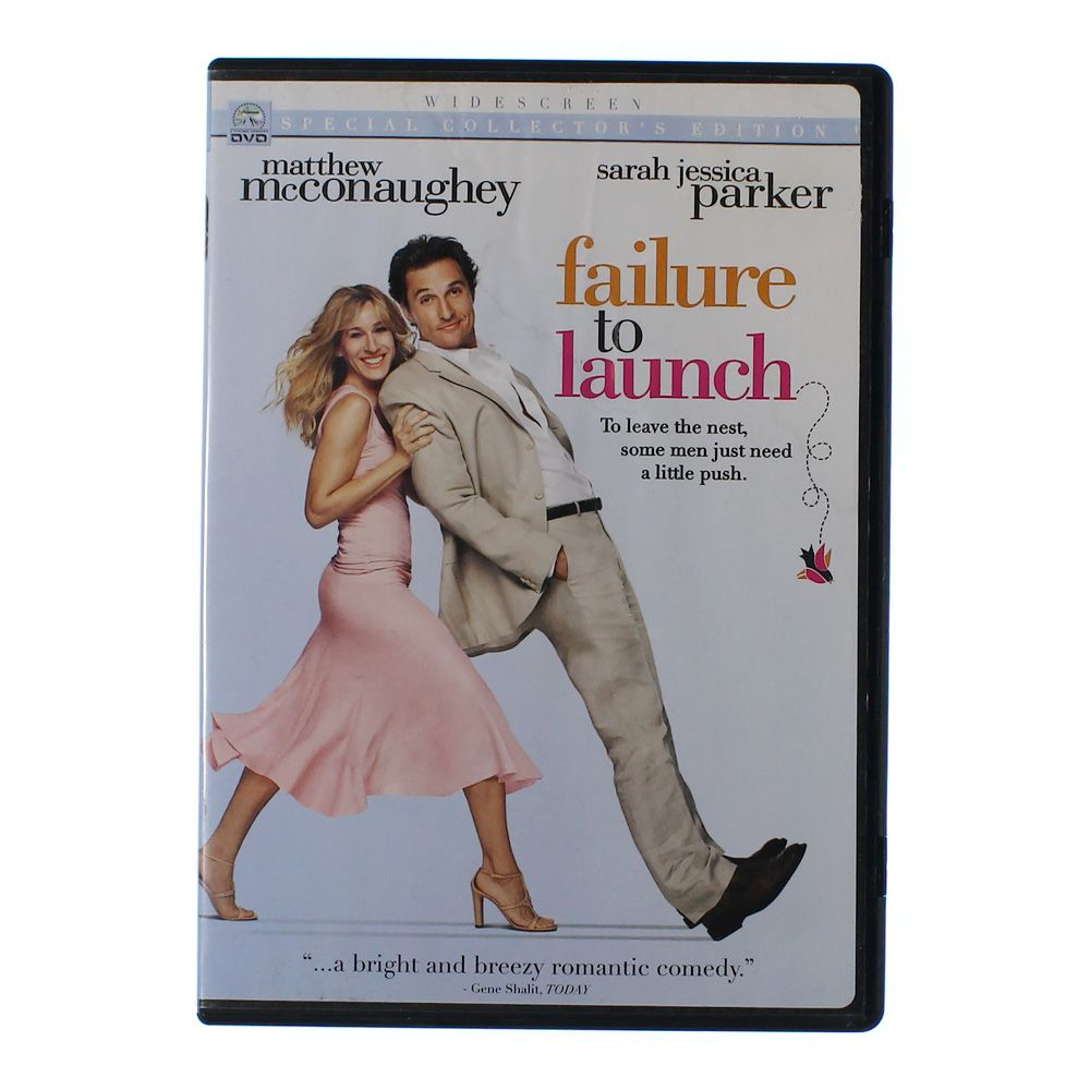 Movie: Failure to Launch (Widescreen Special Collector's Edition) 3745745283