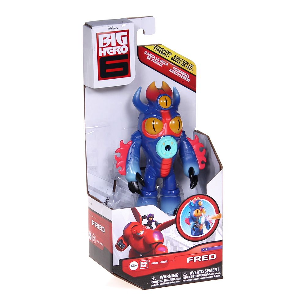 Big Hero 6 Feature Figure - Fred 3746014494