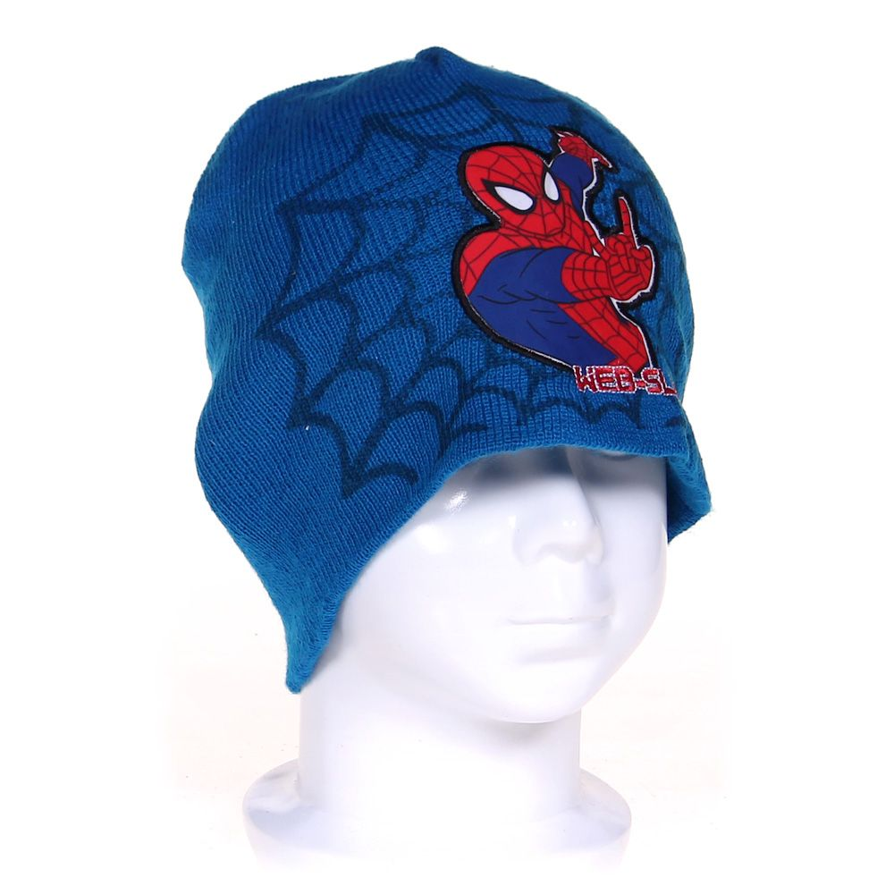 """""Ultimate Spider-Man Web-Slinger Hat, size One Size"""""" 3752909193"