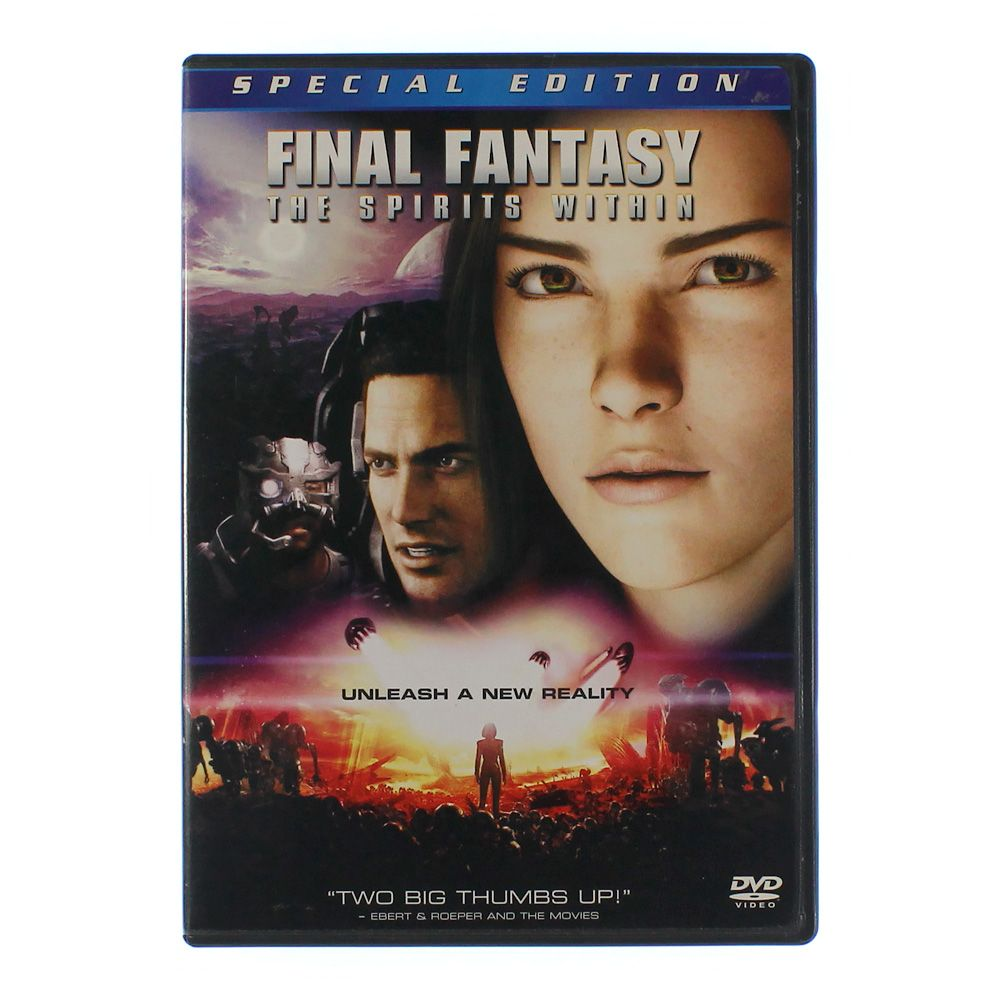 Movie: Final Fantasy - The Spirits Within (Special Edition) 3908424442
