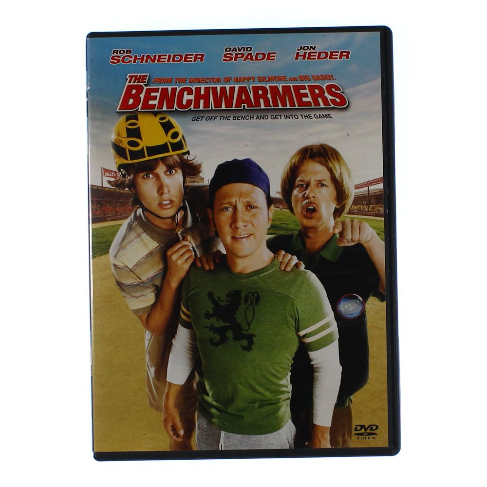 Movie: The Benchwarmers 3918344584