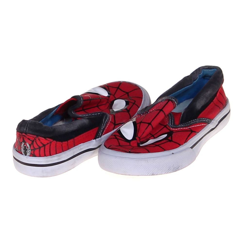 """""""""""Spider-Man Sneakers, size 9 Toddler"""""""""""" 3919924347"""