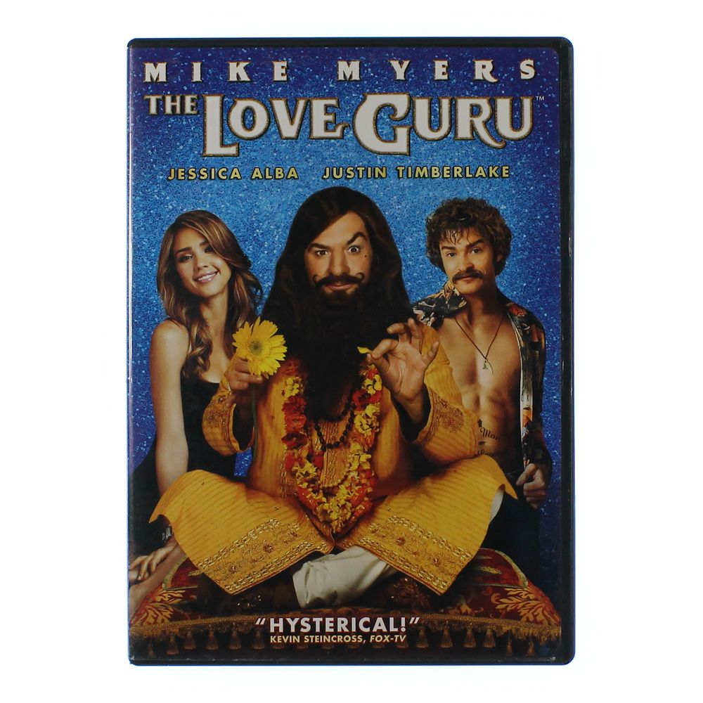 Movie: The Love Guru 3935834063