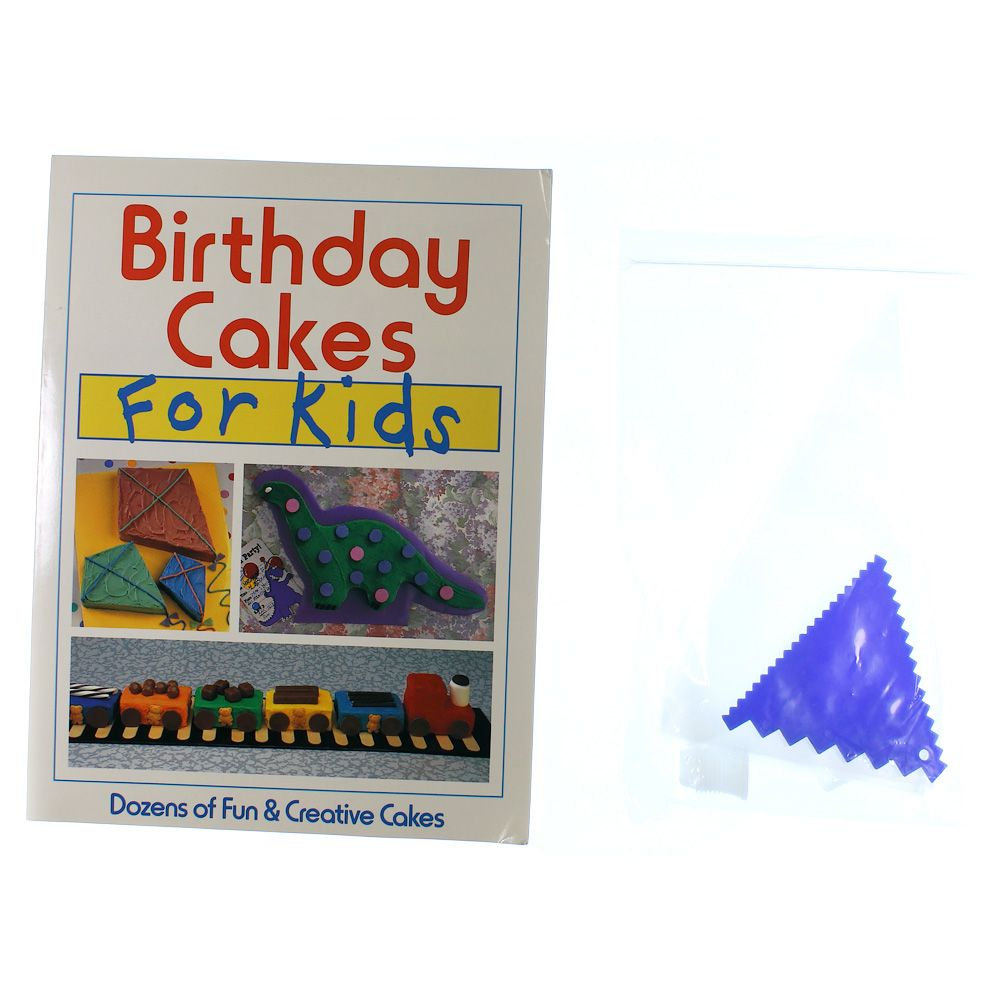 Book: Birthday Cakes For Kids 3957254642