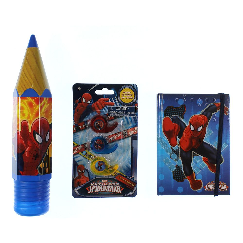 Spider-man School Kit 3964646133