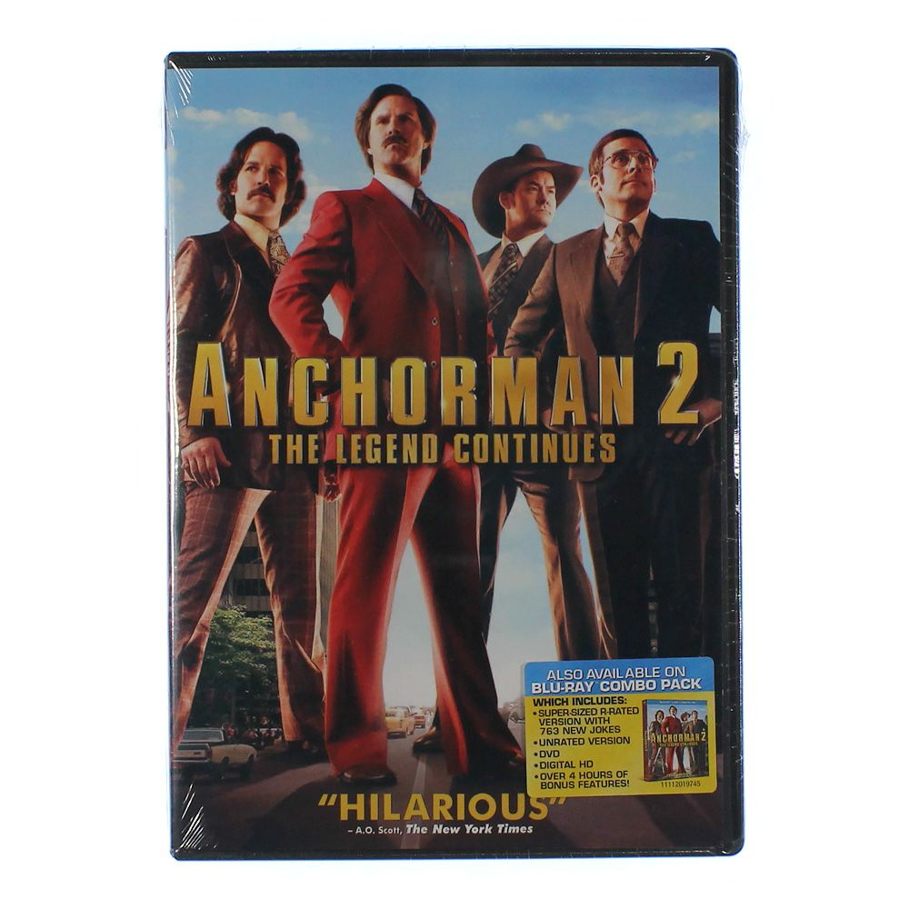 Movie: Anchorman 2: The Legend Continues 3995624005