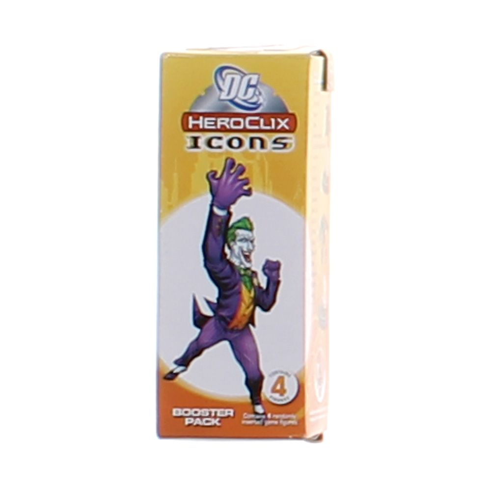 Heroclix Icons Action Figure 4040248272
