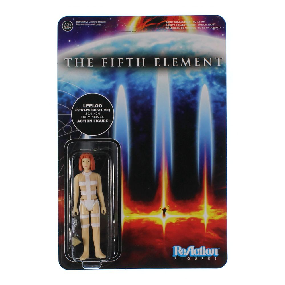 Leeloo Action Figure 4045545312