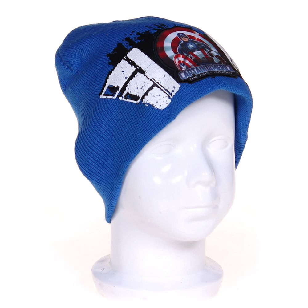 """""Captain America Beanie, size One Size"""""" 4045615397"