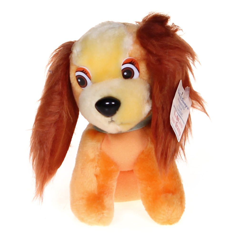 Plush Dog: Lady And The Tramp 4057915918
