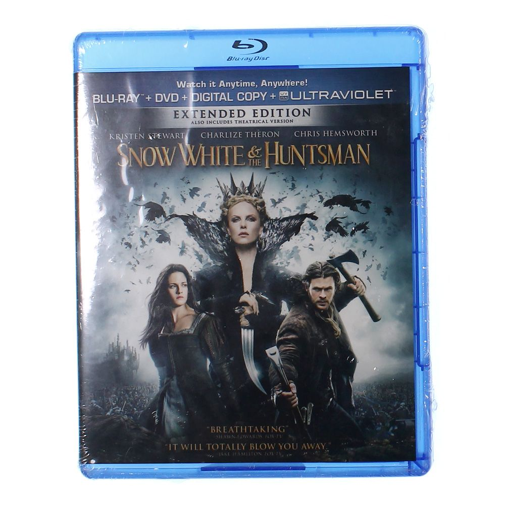 Movie: Snow White & the Huntsman [Blu-ray] 4071194552
