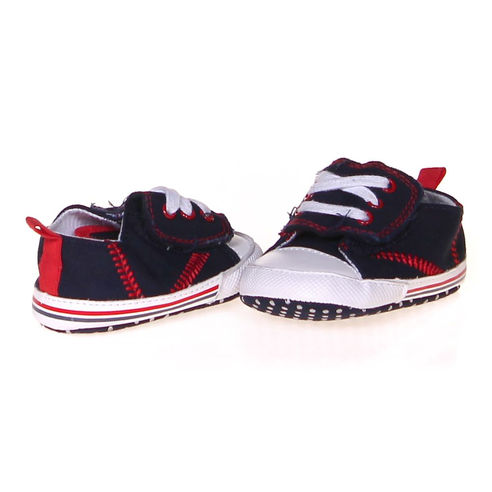 "Image of ""Adorable Sneakers, size 3 Infant"""
