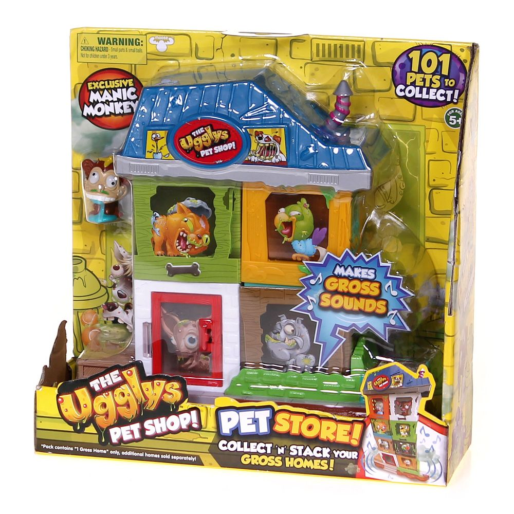 The Uggly's Pet Shop 4082714240