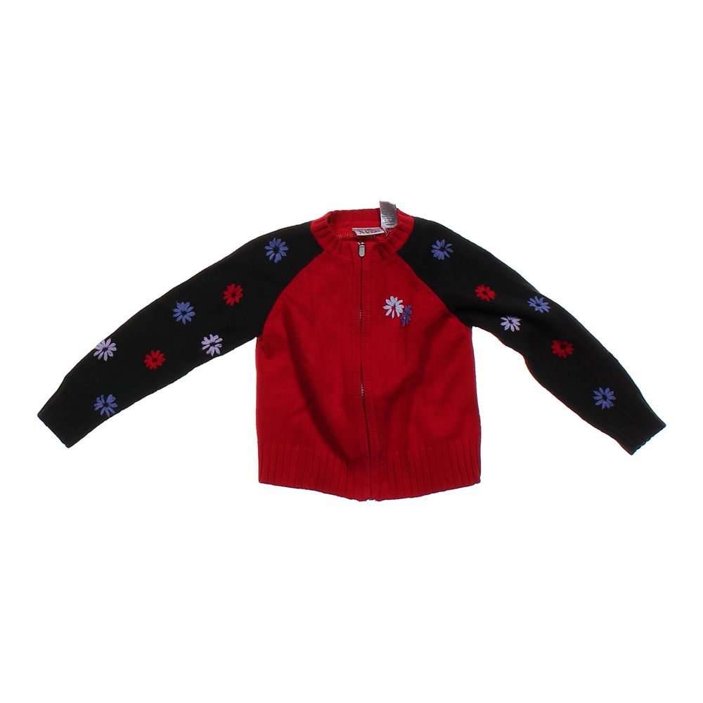 """""Embroidered Knit Jacket, size 5/5T"""""" 4090834806"