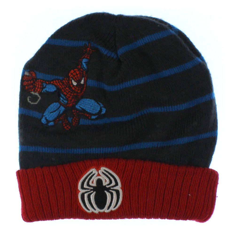 """""Spider Man Hat, size One Size"""""" 4115304675"