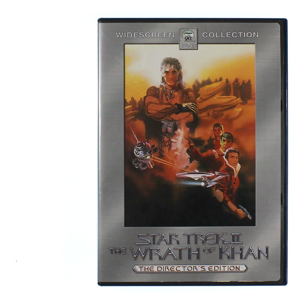 Star Trek II: The Wrath of Khan 4144598676