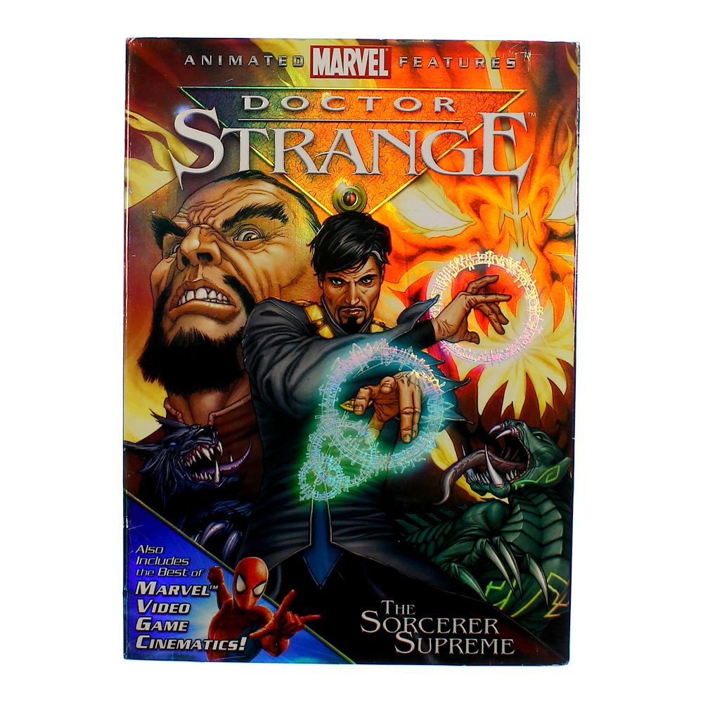 Movie: Doctor Strange - The Sorcerer Supreme 416264141