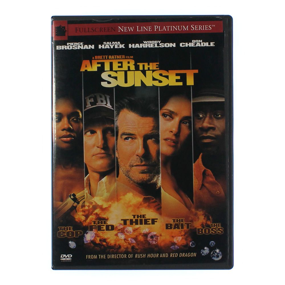 Movie: After the Sunset (Full Screen Edition) 4183484843