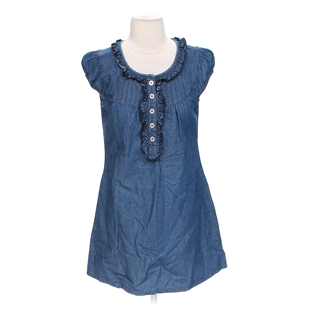 """""Denim Tunic, size 6"""""" 4194744691"