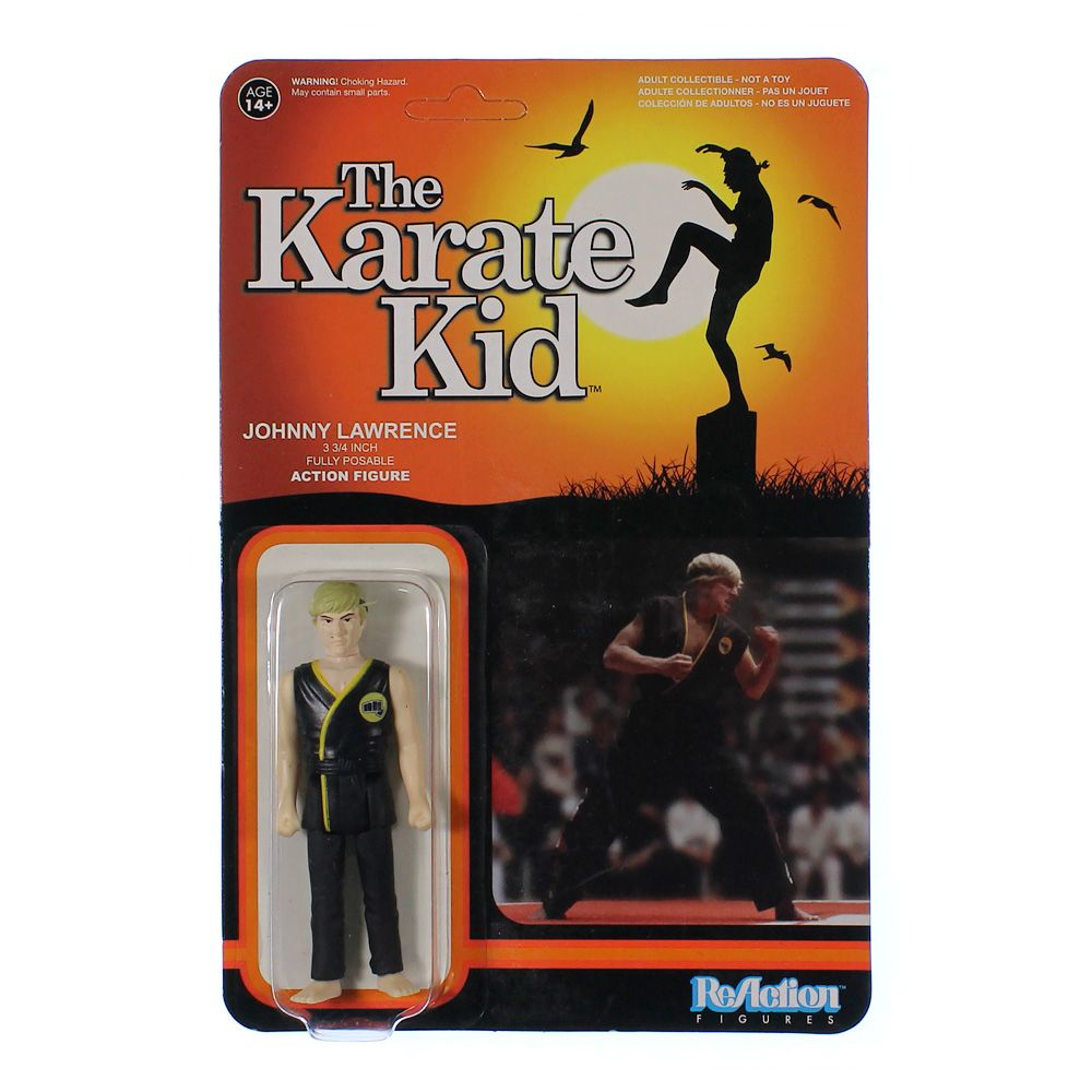 The Karate Kid: Johnny Lawrence Action Figure 4197217307