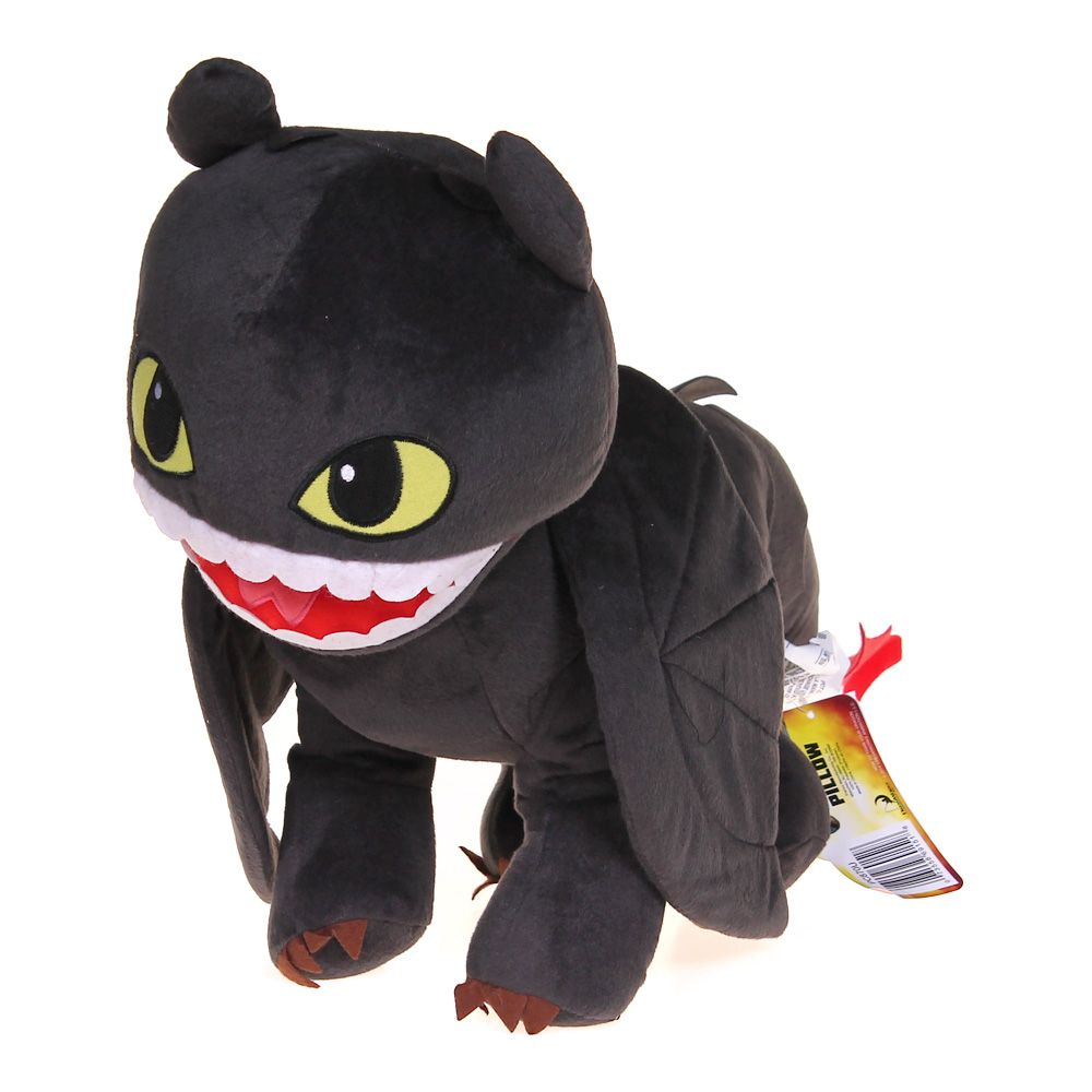 How To Train Your Dragon 2 Toothless Cuddle Pillow 4210555924
