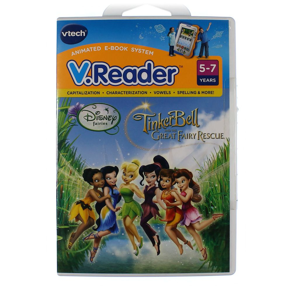 V.Reader: Tinker Bell and the Great Fairy Rescue 4225364360