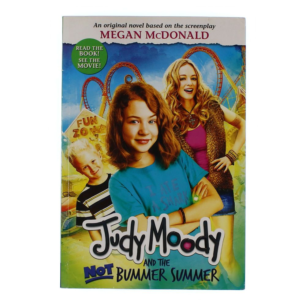 Book: Judy Moody and The Not Bummer Summer 4275169512